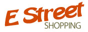 E Street  Shopping Logo